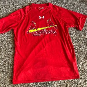 Men's STL Cardinals baseball tee